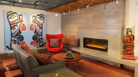 native themed hotel vancouver skwachays lodge vancouver review artful twist in native