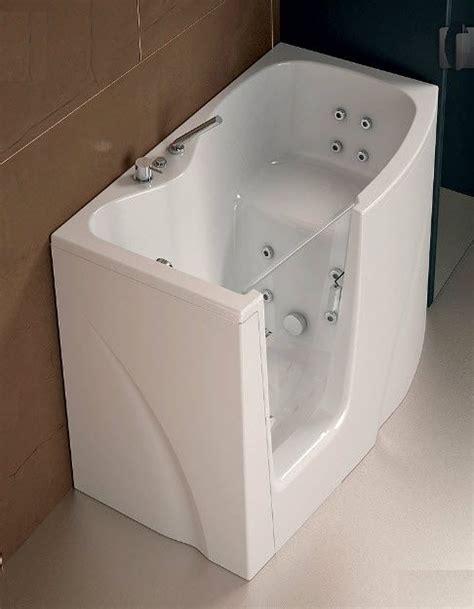 porte per vasca da bagno vasca da bagno per disabili d angolo in acrilico con porte