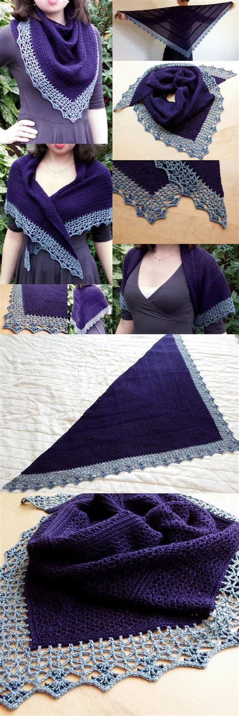 creative pattern making pinterest atlantic lace shawl with beaded edge free crochet