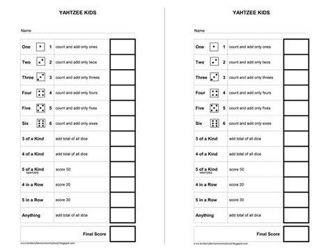 triple yahtzee rules printable 25 unique yahtzee score card ideas on pinterest yard