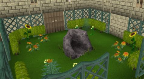 formal garden the runescape wiki - Formal Garden Runescape