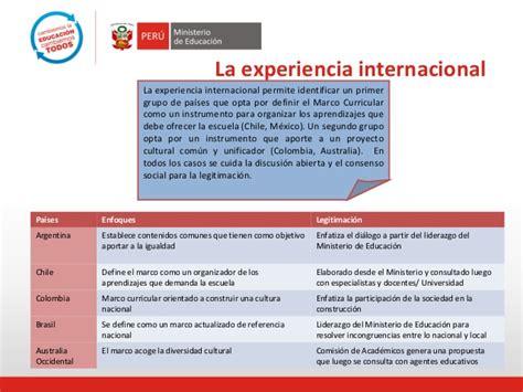marco curricular y aprendizajes fundamentales jose encinas marco curricular y aprendizajes fundamentales jose encinas