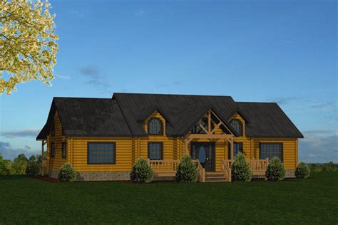 tennessee log homes plans house design ideas