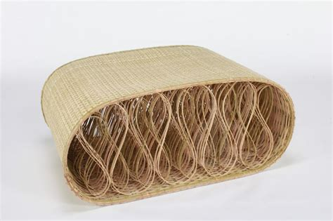bamboo furniture designboom 4430 best baskets wire grid shell woven images on
