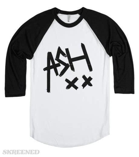 Kaos Grumpy T Shirt Raglan Technologies ash raglan t shirt 5 seconds of summer shirts 5sos