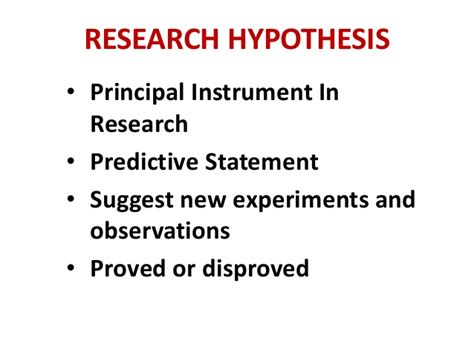 what is a hypothesis in a research paper hypothesis essay writinggroups319 web fc2