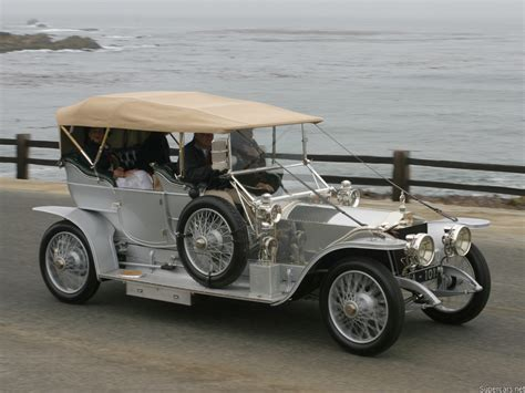 1907 Rolls Royce Silver Ghost   Review   SuperCars.net
