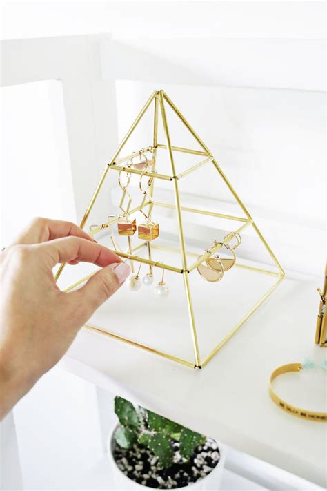 how to make ring holder for jewelry box best 25 diy earring holder ideas on earing