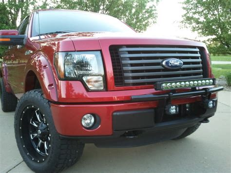 ford f150 light bar let s see those light bars ford f150 forum community