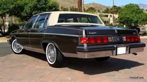 1983 Buick Electra Park Avenue 1983 Buick Park Avenue Electra Ebay