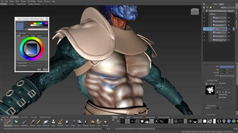 best texture painting software mudbox 3d digital painting sculpting software autodesk