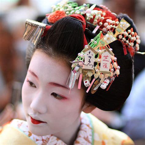 Geisha Hairstyles by Jody Fashion World Geisha Hairstyle