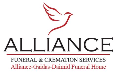 alliance funeral cremation services alliance gaidas