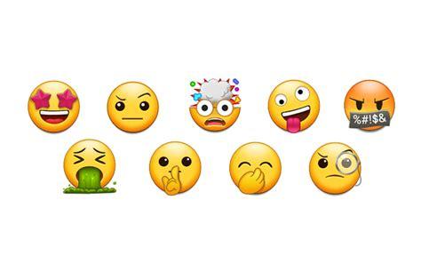 Samsung Galaxy S10 Emojis by Update Beschikbaar Zo Zien De Nieuwe Samsung Emoji Er Uit
