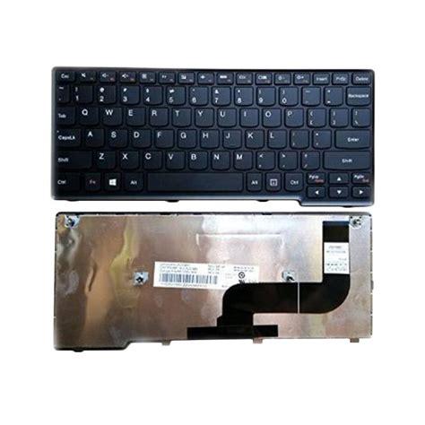 Keyboard Lenovo Ideapad S20 30 S210 S215 S210t S215t Hitam 1 Jual Lenovo Original Keyboard For S20 30 S210 S215 Black