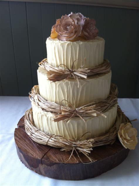 hochzeitstorte rustikal 6 stunning rustic wedding cake ideas wedding cakes