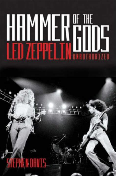 biography of led zeppelin book hammer of the gods book images