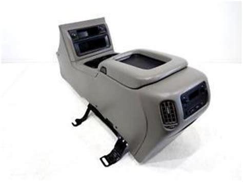 replacement gm silverado tahoe suburban center console w