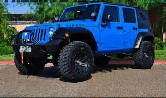 electric blue jeep like like this cars