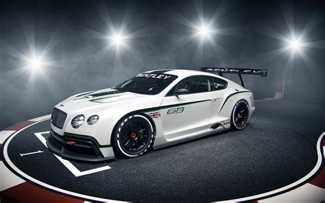 Amazing Bentley Continental Gt3 Wallpaper Wallpaper