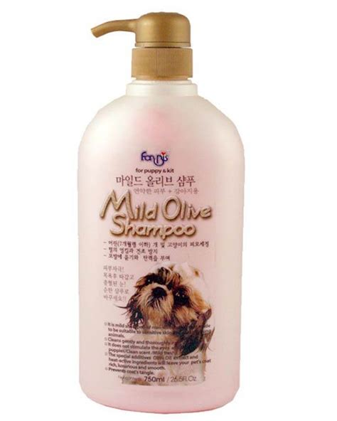 forbis mild olive shoo 750ml for and cat