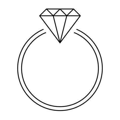 Wedding Ring Clipart No Background by Free Illustration Ring Black Free Image On