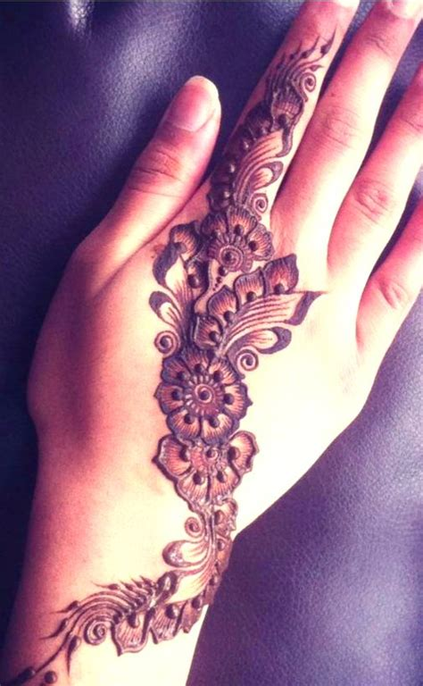 arabic henna design easy arabic design mehndi designs for beginners and simple
