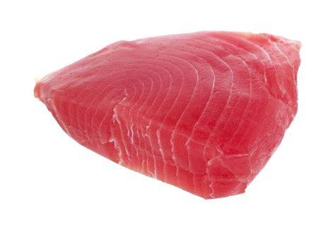 Fish Tuna Loin yellowfin tuna loin cut 1 grade quality ahi