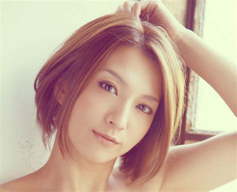 hair colors for asian women 25 short straight hairstyles 2012 2013 short