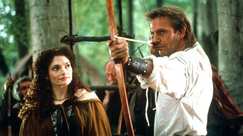 robin hood kevin costner went looking for mushrooms with a stuntman