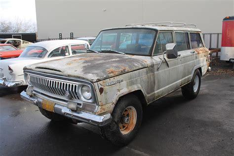 1969 jeep wagoneer 1969 wagoneer metalworks classics auto restoration