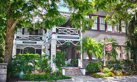 bed and breakfast st augustine florida old powder house inn visit st augustine
