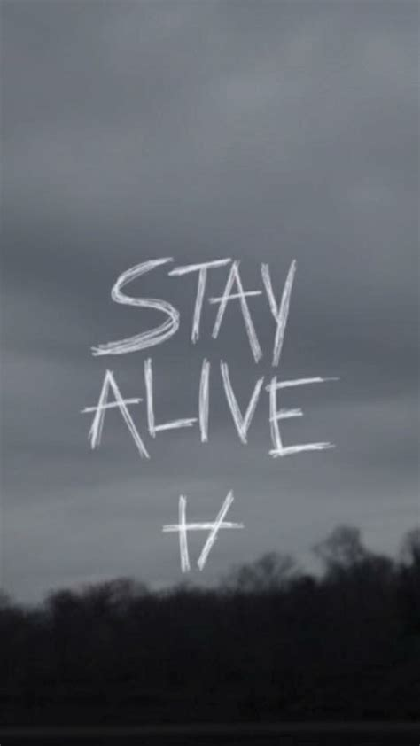 Twentty One Pilots Stay Sometimes To Stay Alive Iphone Dan Semua stay alive image 3673549 by helena888 on favim