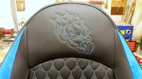 gottfried upholstery gottfried upholstery sews 3d dragon scale pleats