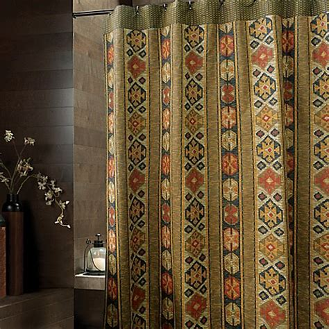 Aztec Print Curtains Aztec 72 Inch X 72 Inch Fabric Shower Curtain Bed Bath Beyond