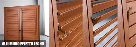 costo persiane alluminio effetto legno listino prezzi persiane in alluminio