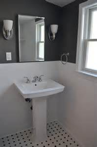 gray and white bathroom ideas traditional bathroom by tyler grace
