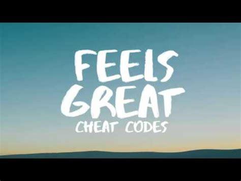 download mp3 feels great cheat codes cheat codes feels great lyrics lyric video ft fetty