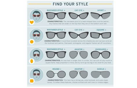 Whats Your Favorite Sunglass Shape by Top 10 Ways To Look Better Based On Your Shape And