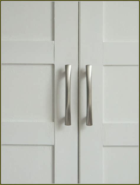 closet door pull sliding closet door pull shop prime line 0 75 in satin
