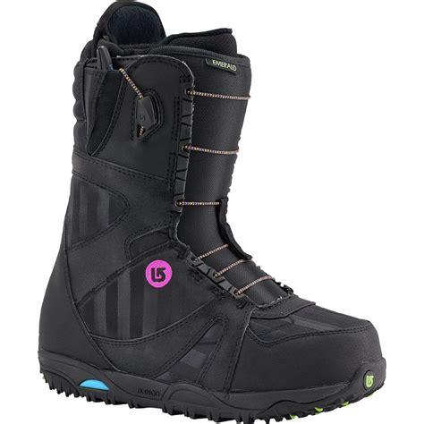burton boots womens burton emerald snowboard boot s