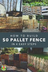 average cost to build a house yourself how to build a pallet fence for almost 0 and 6 plans ideas