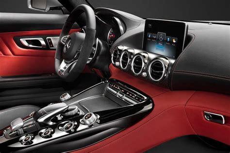 Mercedes Interior by 2015 Mercedes Amg Gt Interior Teasers 1 Egmcartech