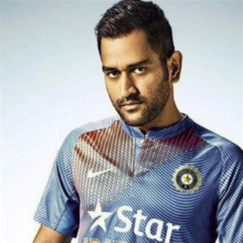 dhoni hairstyles images ms dhoni the untold story of his hairstyles que mag