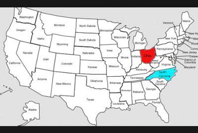 why north carolina shouldn't pay teachers like ohio does