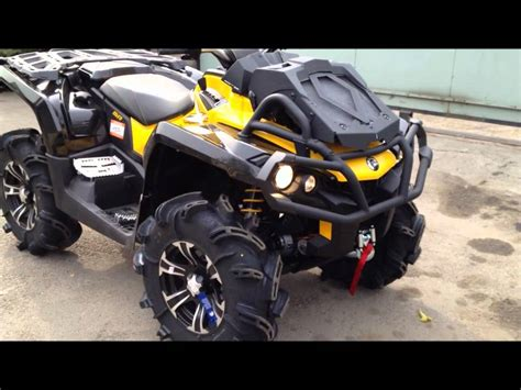 2013 can am x mr 1000 review   youtube