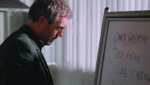 themes in house md quot climb out of your holes people quot the theme of paralysis