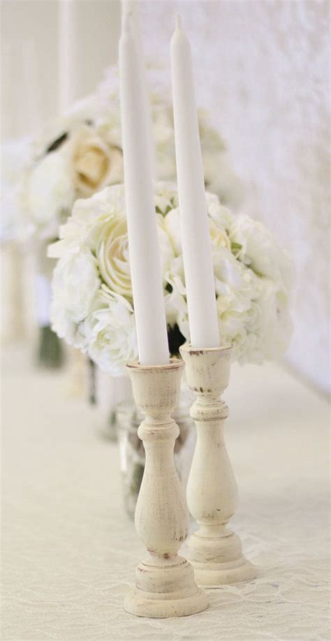 top 25 ideas about shabby chic candlestick holders on pinterest shabby chic shabby chic