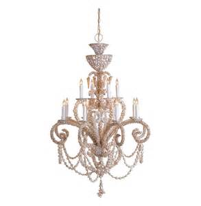 Seashell Chandelier Cristal Formal Seashell Grand 12 Light Chandelier Kathy