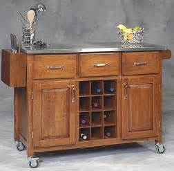 Movable Island Kitchen by Portable Kitchen Islands Made In The Usa Pictures To Pin
